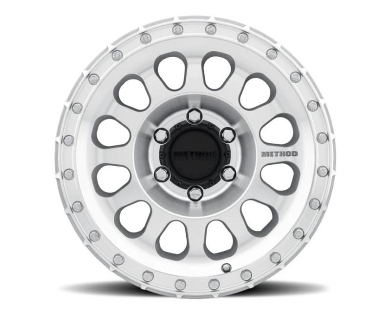 Method MR315 Machined/Clear Coat Wheel 17x9 5x5 -12mm