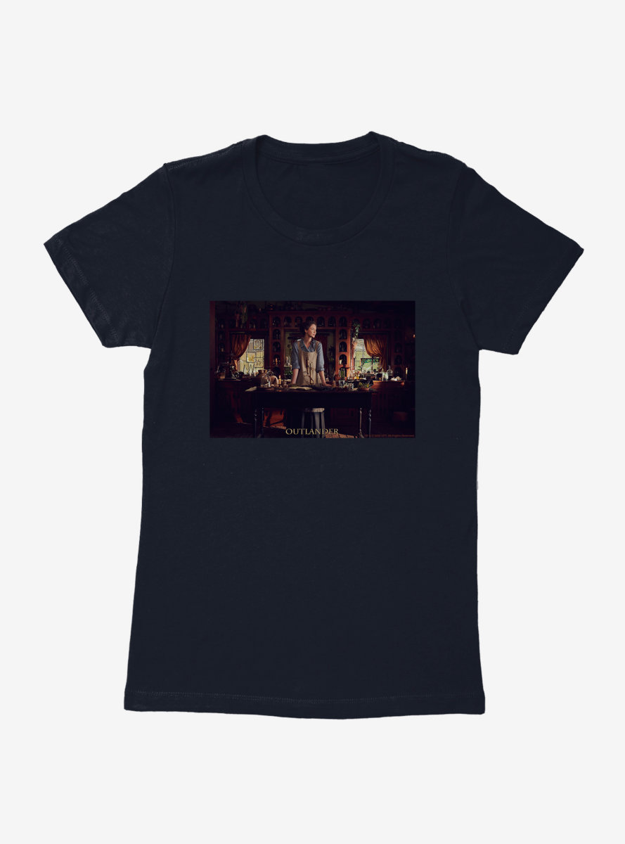 Outlander Office Womens T-Shirt