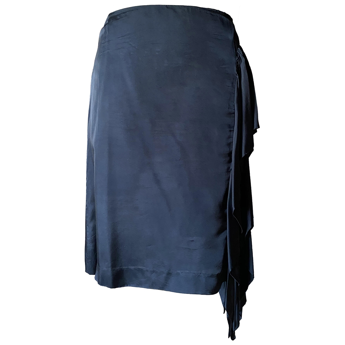 Dries Van Noten \N Rocke in  Schwarz Polyester