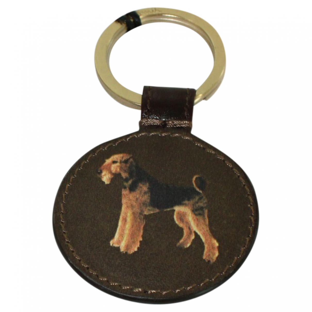 Paul Smith \N Brown Leather Bag charms for Women \N