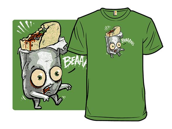 Zomburrito T Shirt