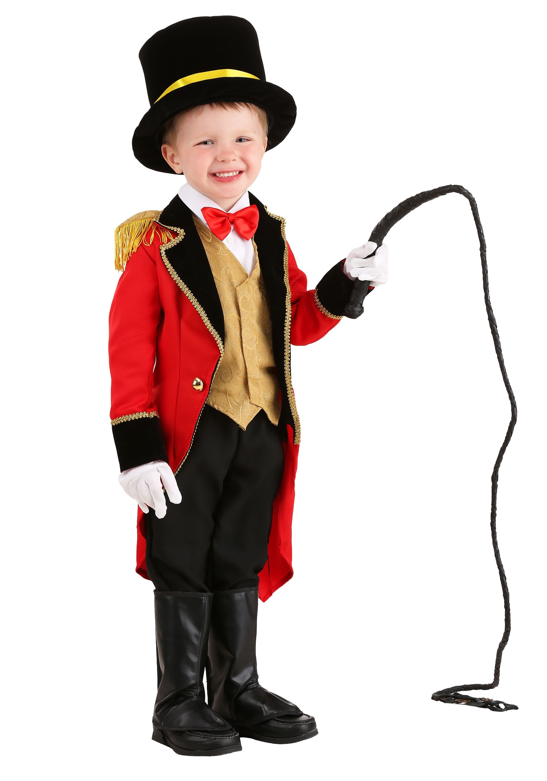 Ringmaster Toddler Costume | Exclusive | Made By us
