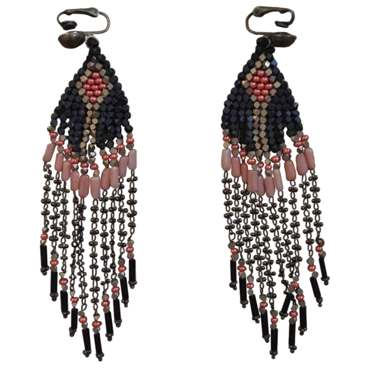 Gas \N Multicolour Metal Earrings for Women \N