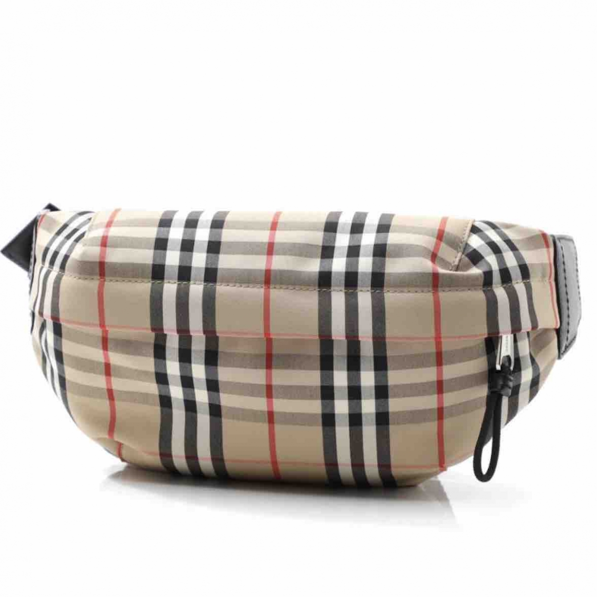 Burberry Bum Bag Beige Cloth bag for Men \N