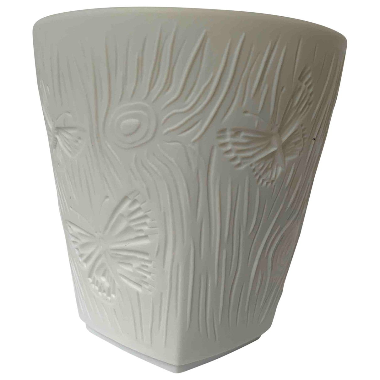 Daum - Objets & Deco   pour lifestyle en porcelaine - blanc
