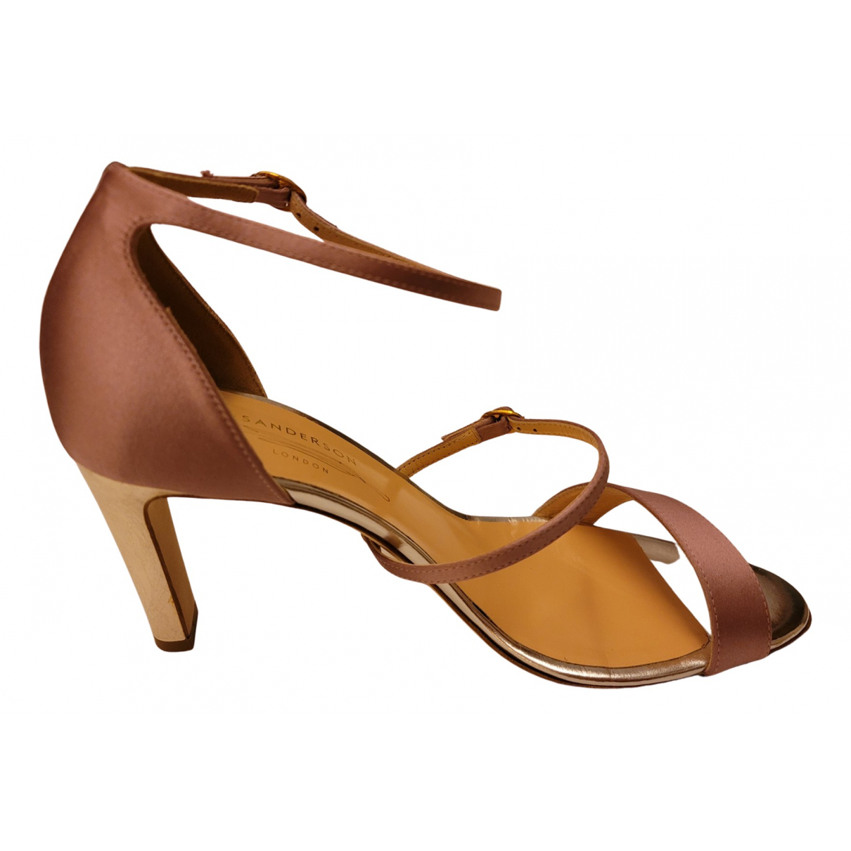 Rupert Sanderson N Cloth Heels for Women 39 EU