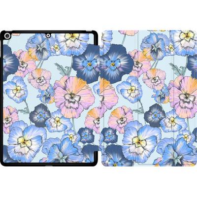 Apple iPad 9.7 (2017) Tablet Smart Case - Pretty Pansy von Stephanie Breeze