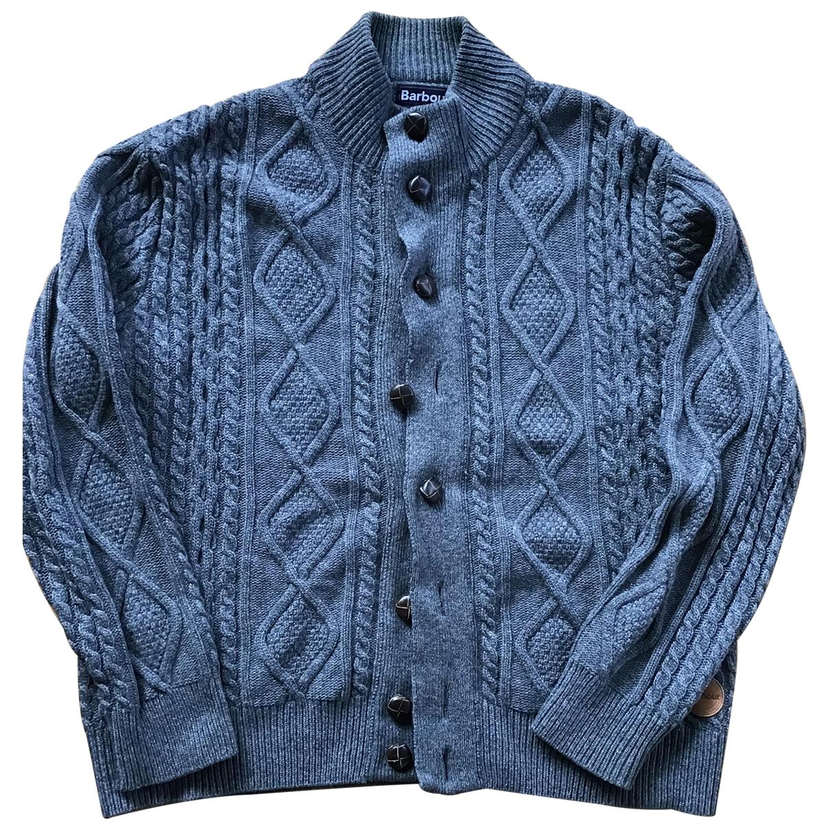 Barbour \N Grey Wool jacket  for Men XL International