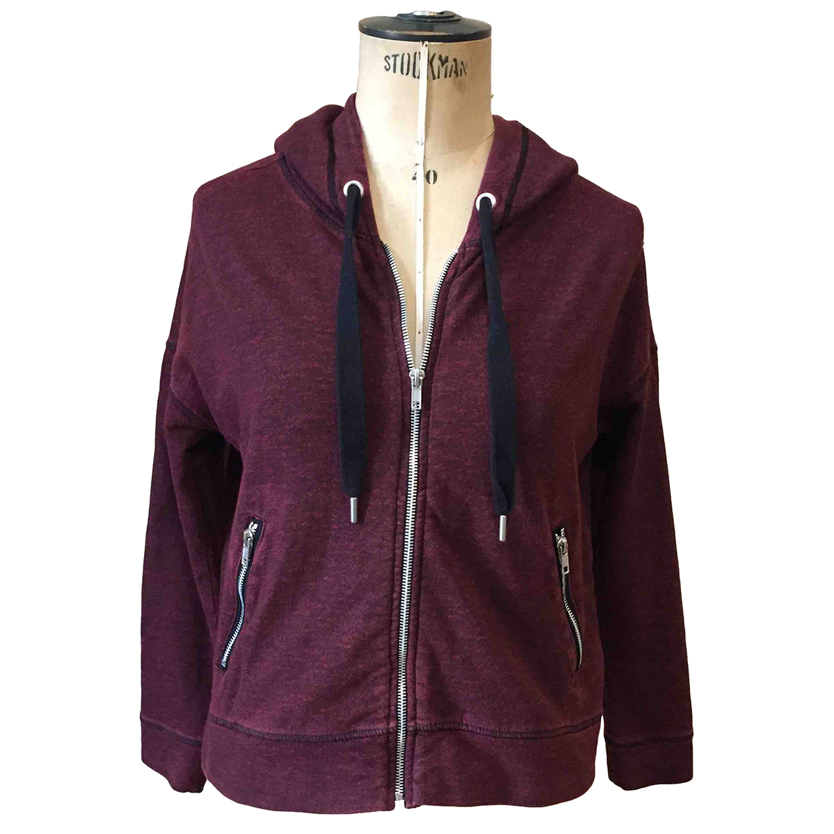 The Kooples N Burgundy Cotton Knitwear for Women S International