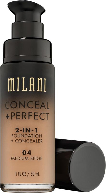 Conceal + Perfect 2-in-1 Foundation + Concealer - Medium Beige