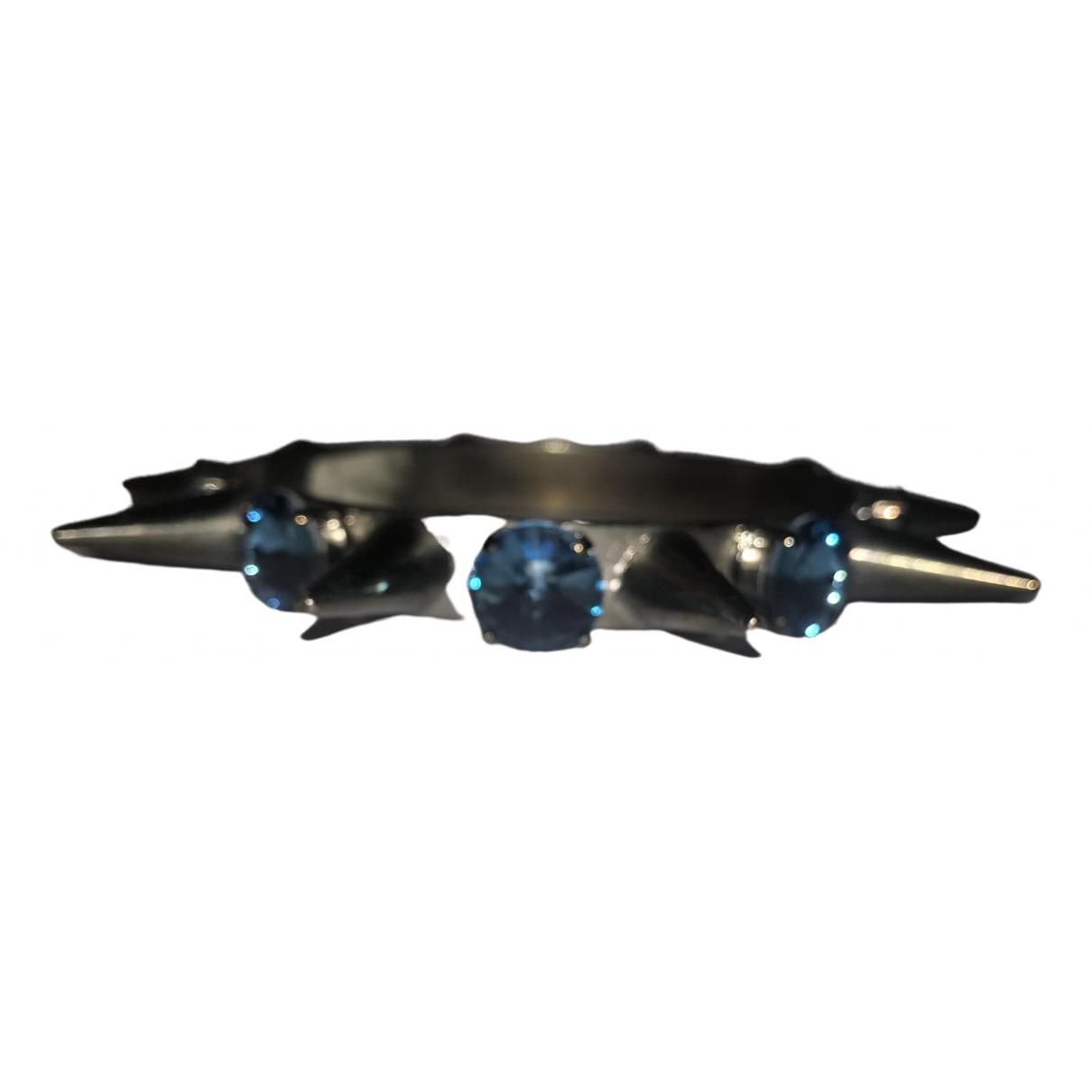 Philipp Plein - Bracelet   pour femme en acier - noir