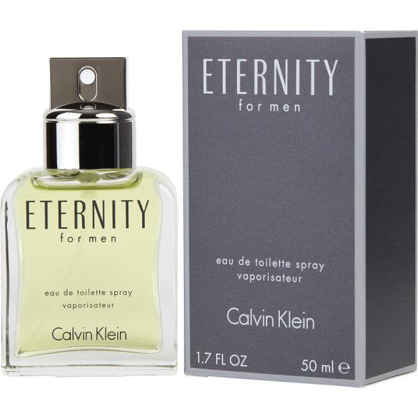 Eternity Pour Homme - Calvin Klein Eau de Toilette Spray 50 ML