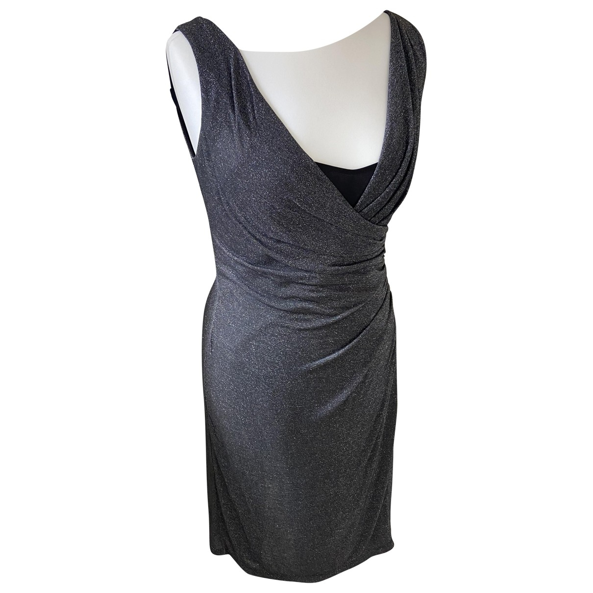 Lk Bennett - Robe   pour femme - argente