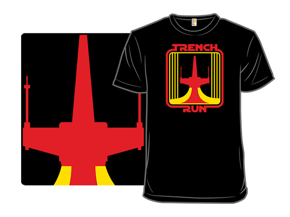 Trench Run T Shirt