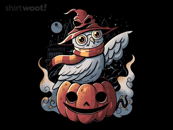 Spooky Magic T Shirt