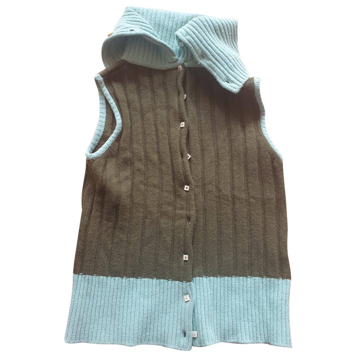 Gianni Versace \N Multicolour Cashmere Knitwear for Women 40 IT