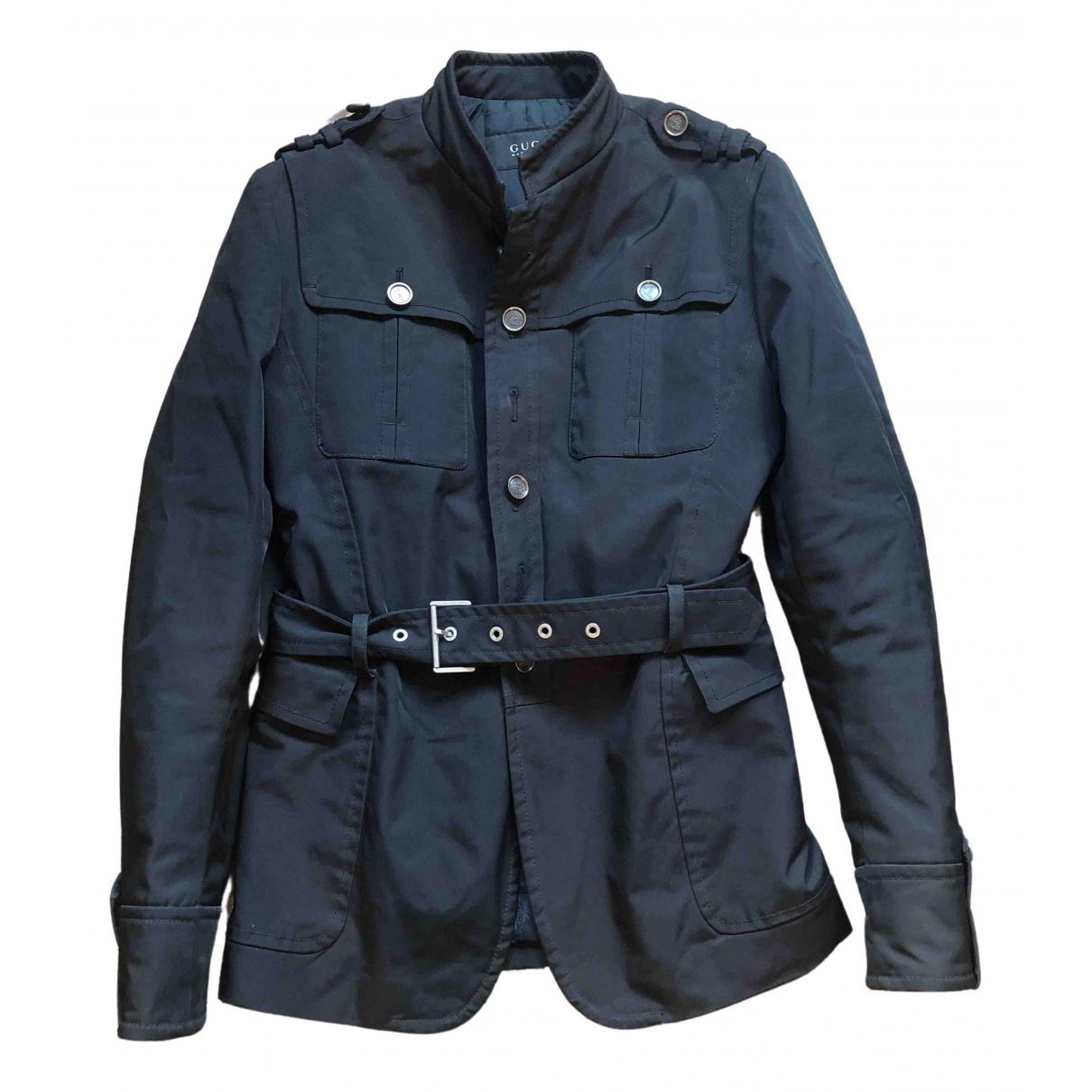 Gucci \N Black jacket  for Men 50 IT