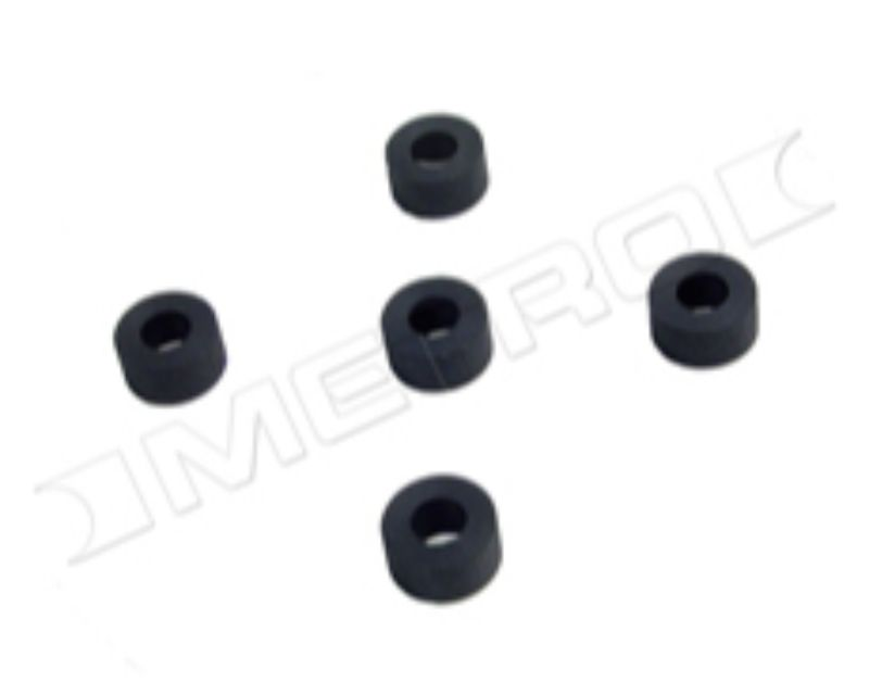 Metro Moulded UW 39 Flat Rubber Washers