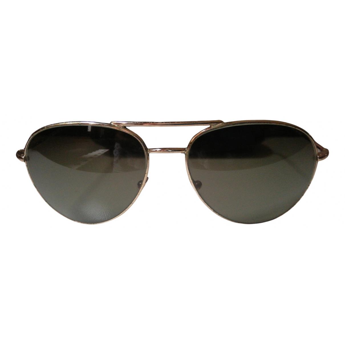 Gucci N Multicolour Metal Sunglasses for Women N
