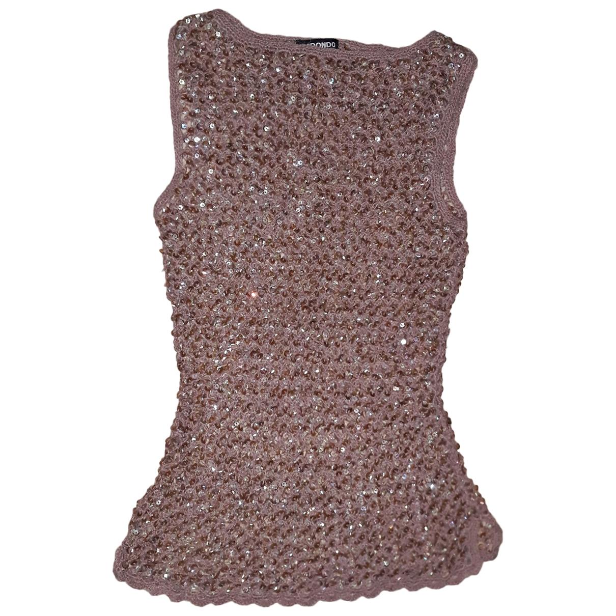 - Top   pour femme en laine