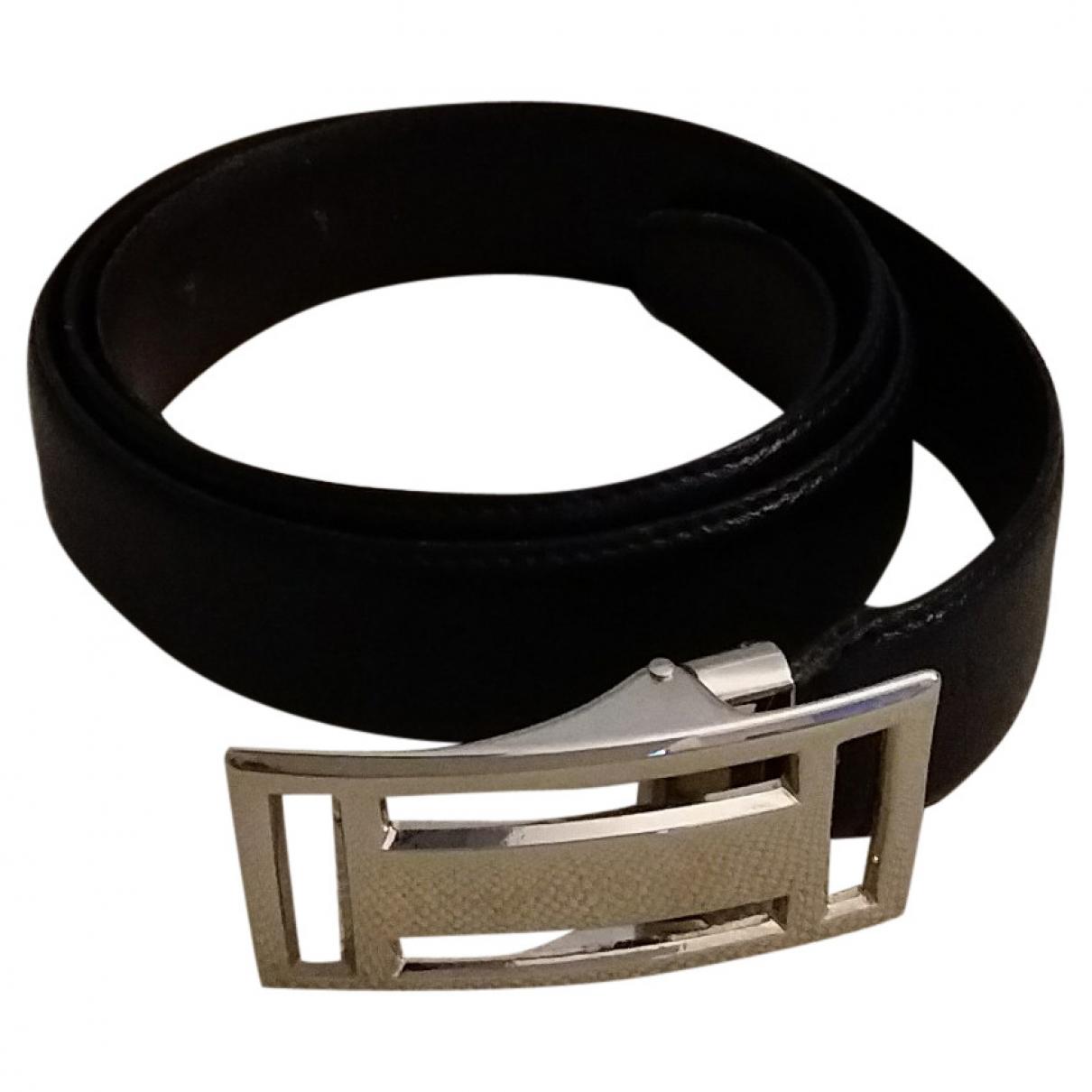 Cinturon de Charol Charles Jourdan