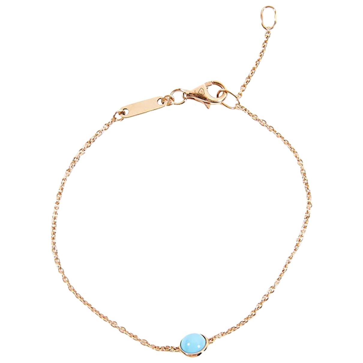 Piaget - Bracelet Possession pour femme en or rose - turquoise