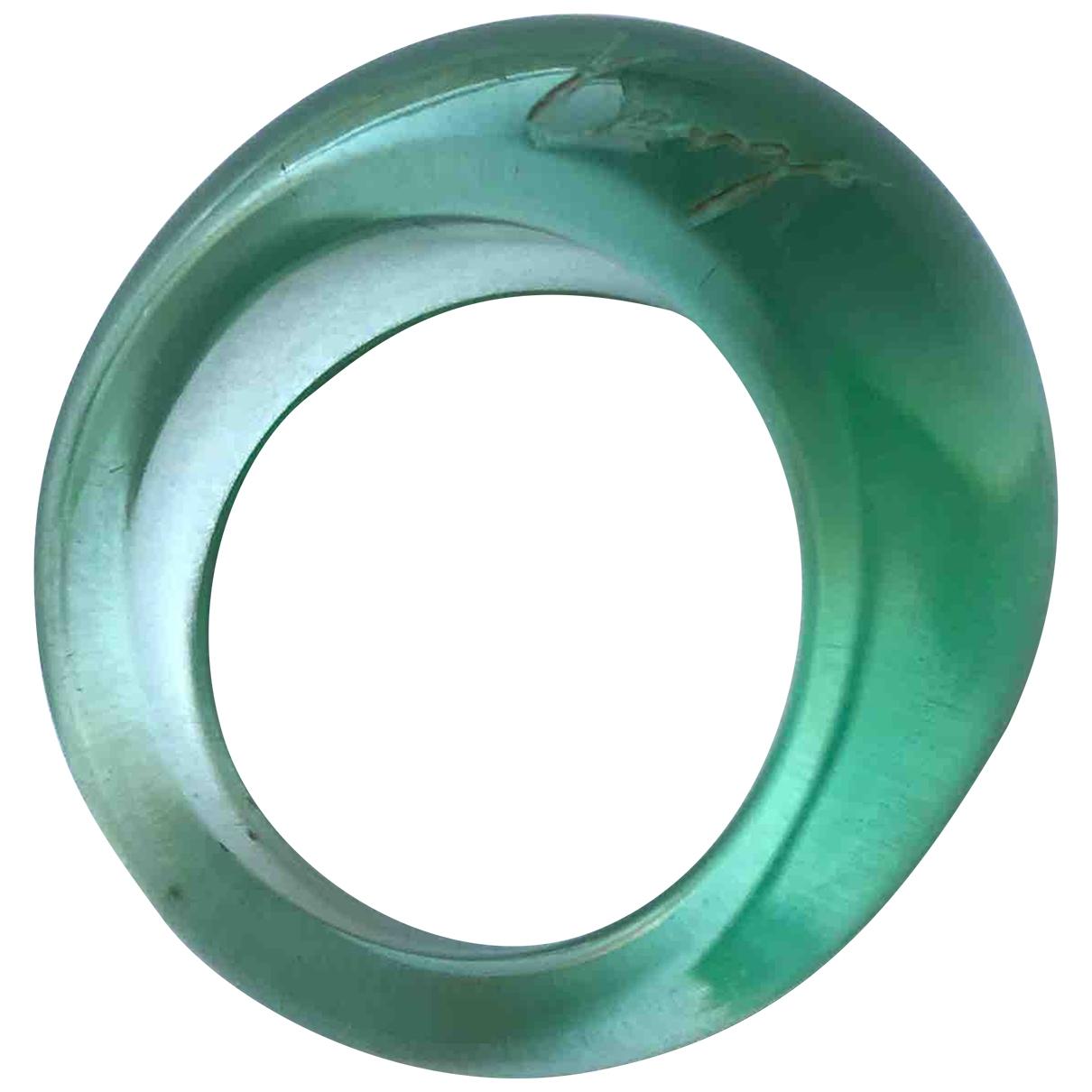 Kenzo - Bague   pour femme - vert