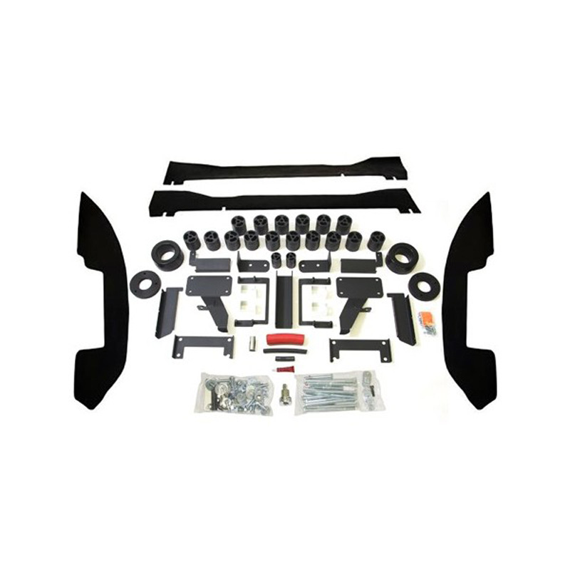 5 Inch Lift Kit 00-02 Ford F150 Regular/SuperCrew Cabs 2WD Gas Performance Accessories PAPLS703