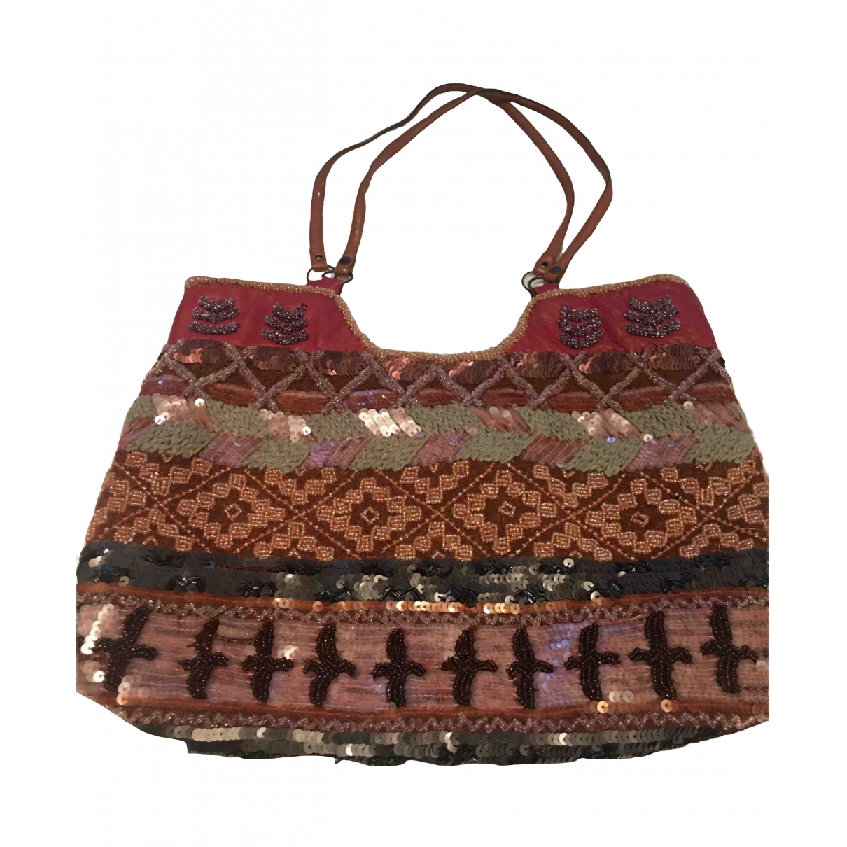 Jamin Puech \N Burgundy Glitter handbag for Women \N