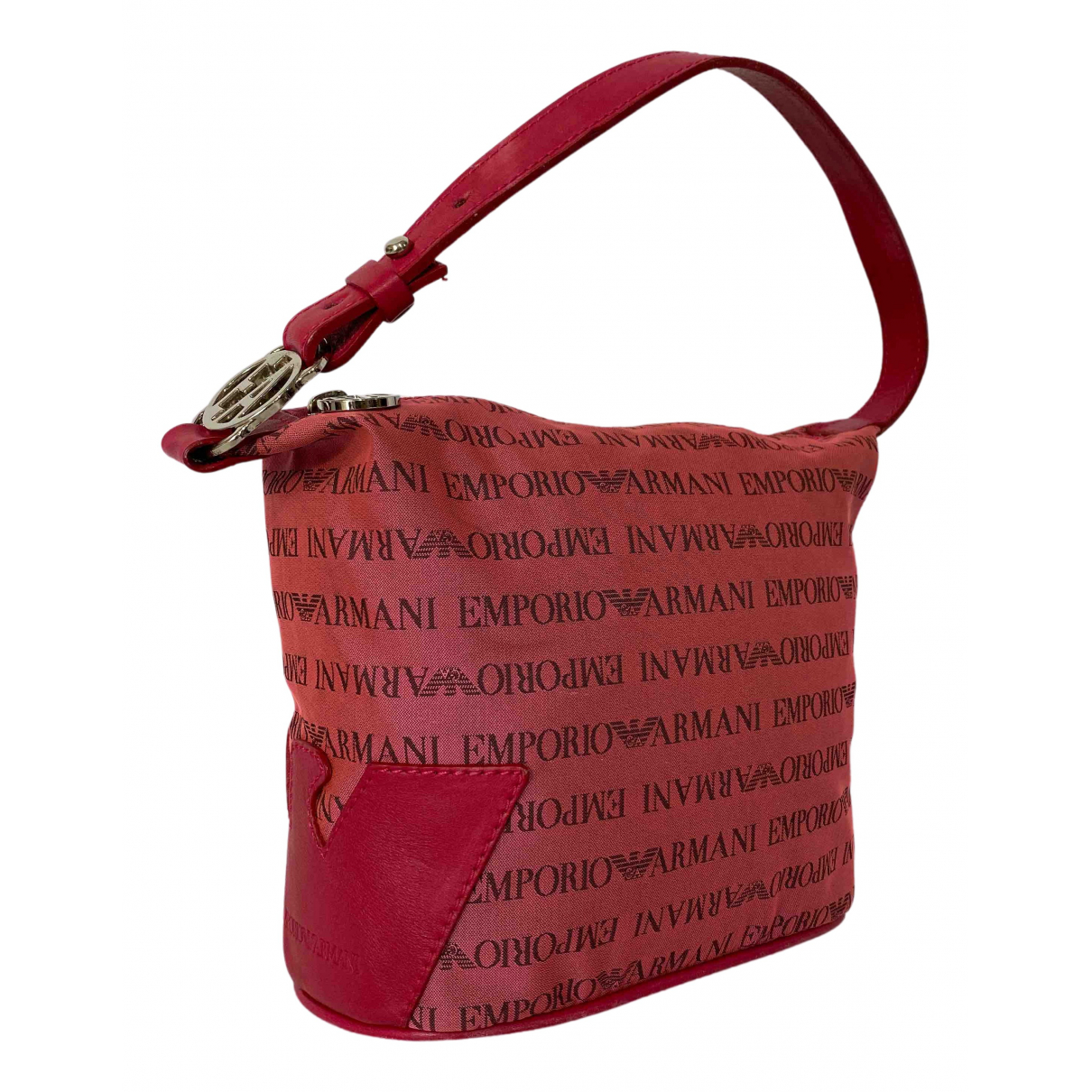 Emporio Armani N Pink Cloth handbag for Women N