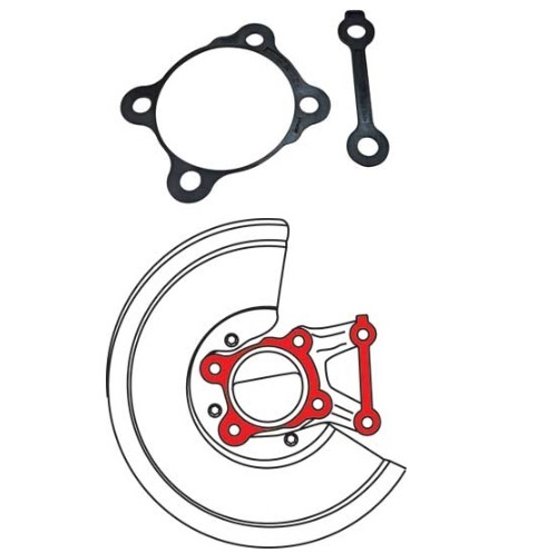 SPC Performance 71764±1.0°eg. Ford Camber Shim