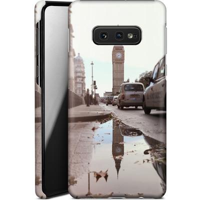 Samsung Galaxy S10e Smartphone Huelle - Double Ben von Ronya Galka