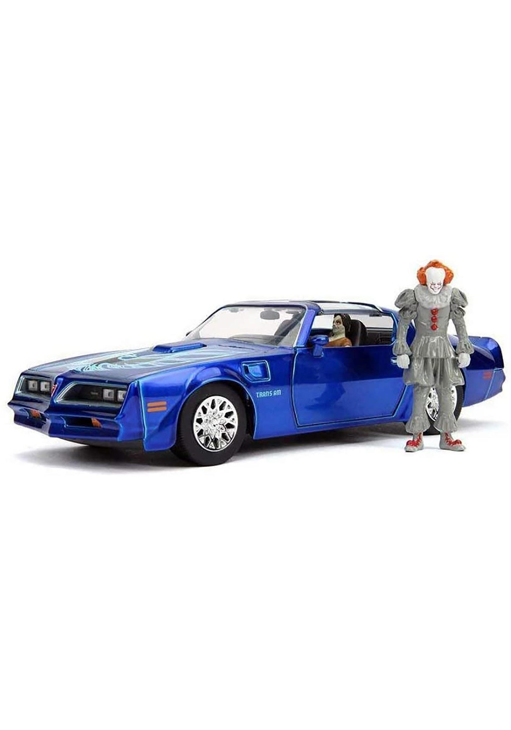 IT 1977 Pontiac Firebird with Penny wise 1:24 Scale