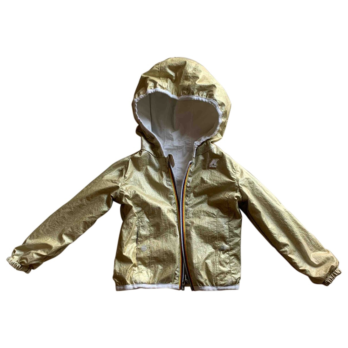 K-way \N Gold jacket & coat for Kids 3 years - up to 98cm FR