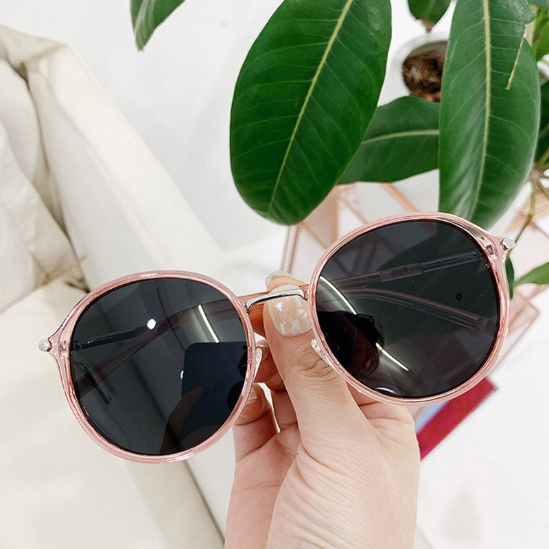 Ericdress Metal Fashion Round Womens Sunglasses