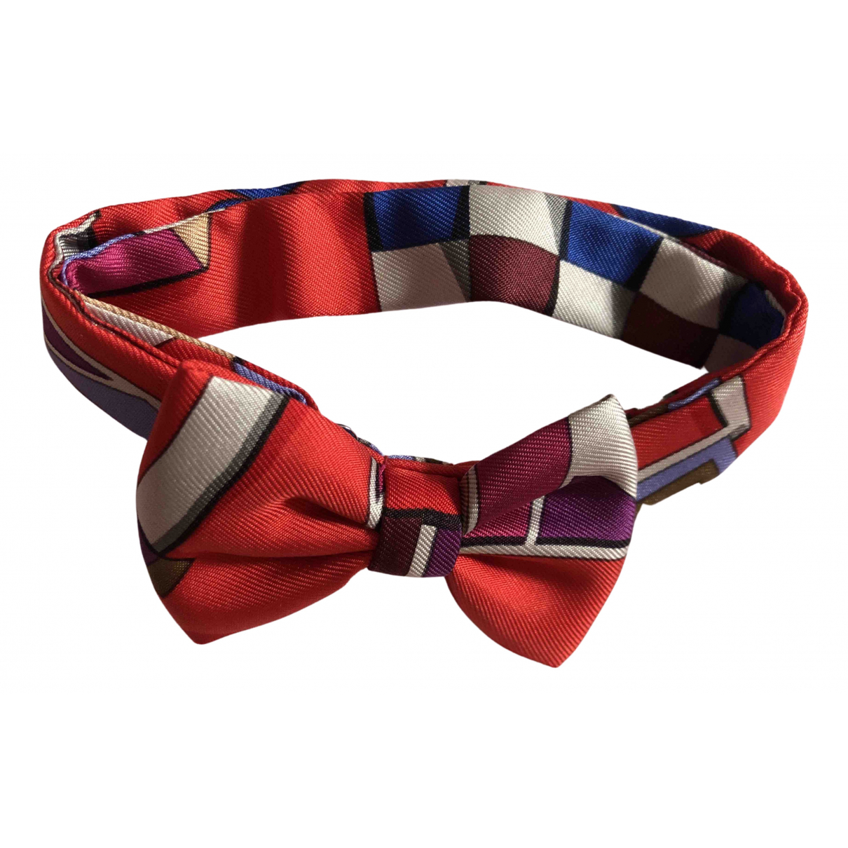 Hermès N Multicolour Silk bracelet for Women N