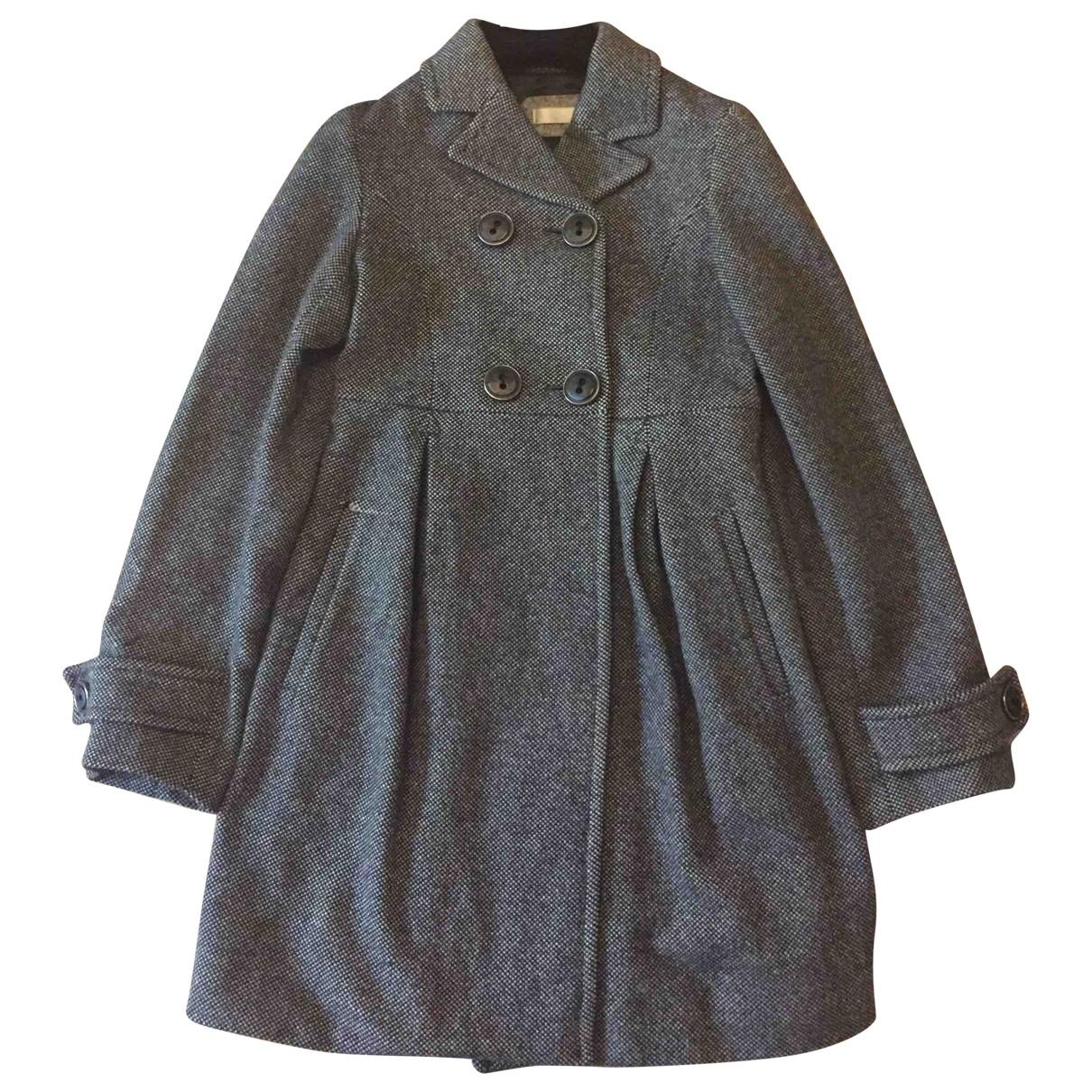 I Pinco Pallino \N Grey Wool jacket & coat for Kids 10 years - up to 142cm FR