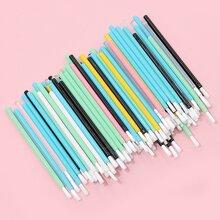 50 piezas set cepillo de lapiz labial