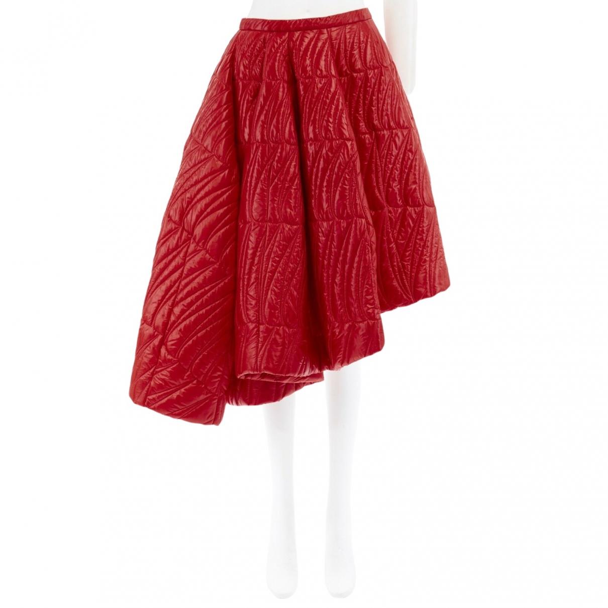 Dior - Jupe   pour femme - rouge