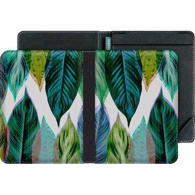 tolino vision 4 HD eBook Reader Huelle - Green Leaves von Mareike Bohmer