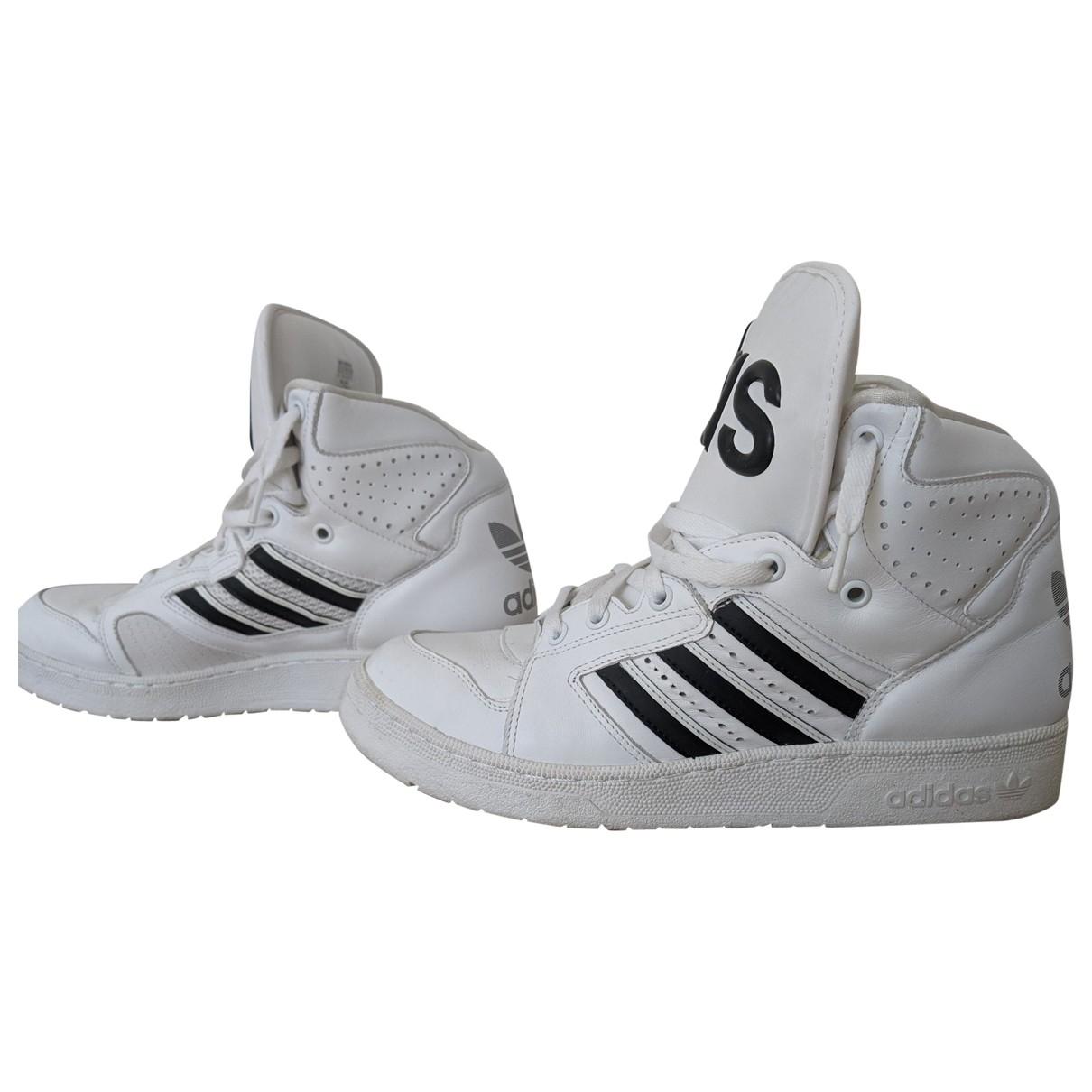 Deportivas Jeremy Scott Pour Adidas