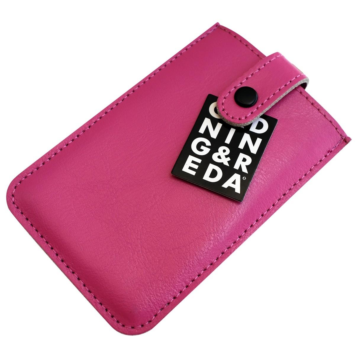 - Accessoires   pour lifestyle en cuir - rose