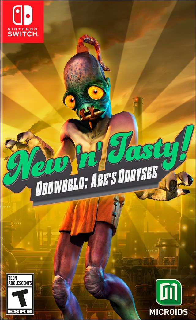 Oddworld: Abe's Oddysee - New 'n' Tasty!