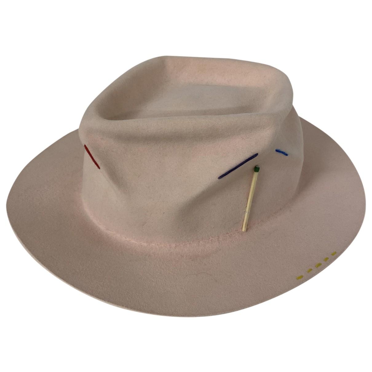 Sombrero de Lana Nick Fouquet