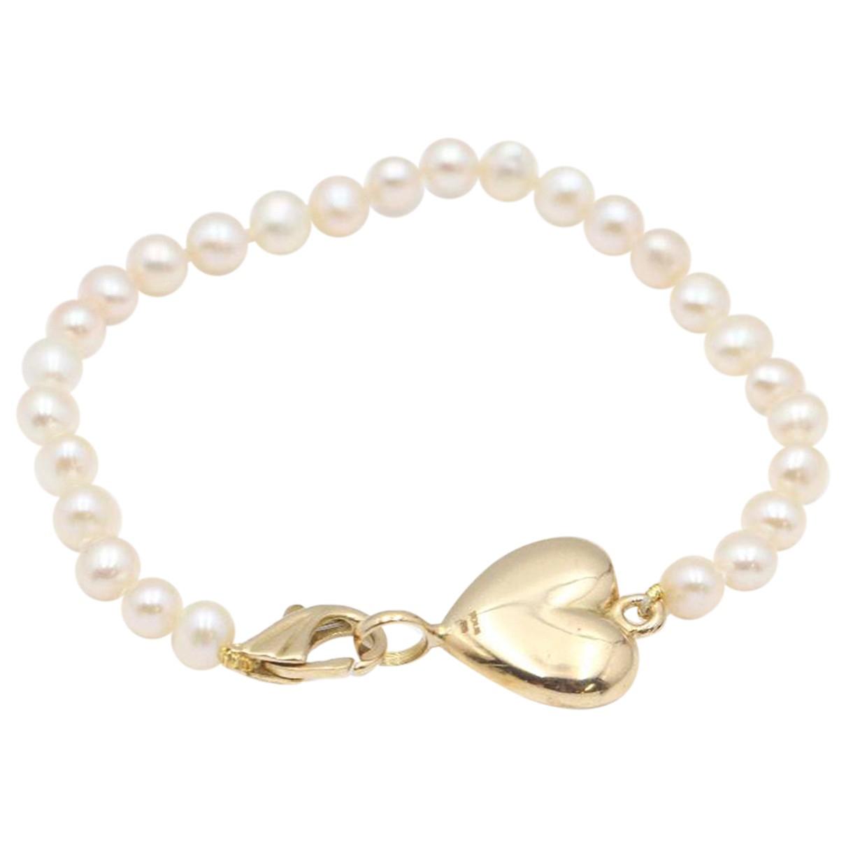 Atelier Tous - Bracelet   pour femme en or jaune - dore