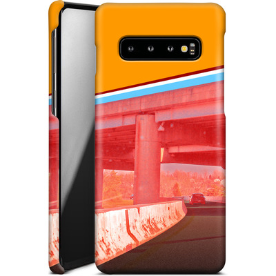 Samsung Galaxy S10 Smartphone Huelle - Bridge von Brent Williams