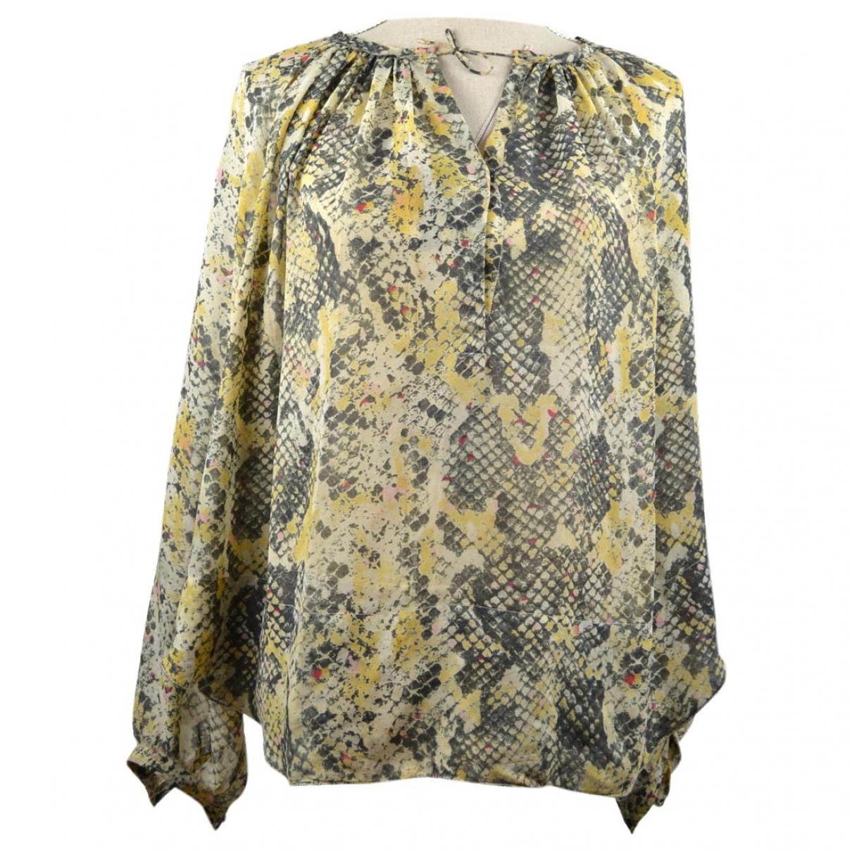 Isabel Marant \N Multicolour Silk  top for Women 40 FR