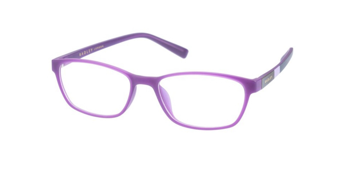 Radley RDO SIGOURNEY 161 Men's Glasses Violet Size 51 - Free Lenses - HSA/FSA Insurance - Blue Light Block Available