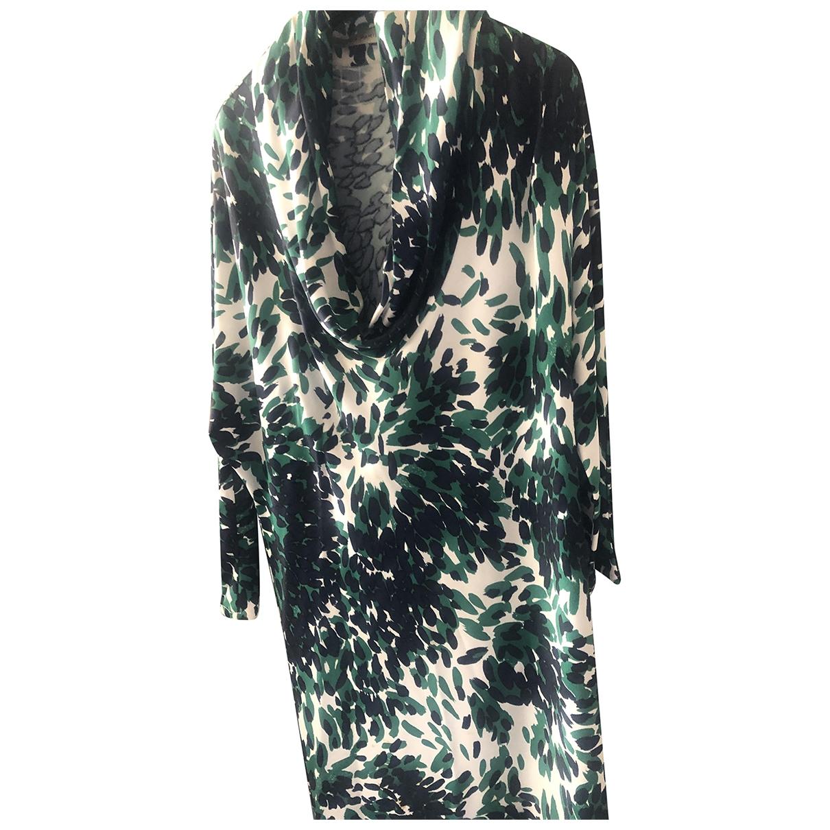 Balenciaga \N Multicolour dress for Women 40 FR