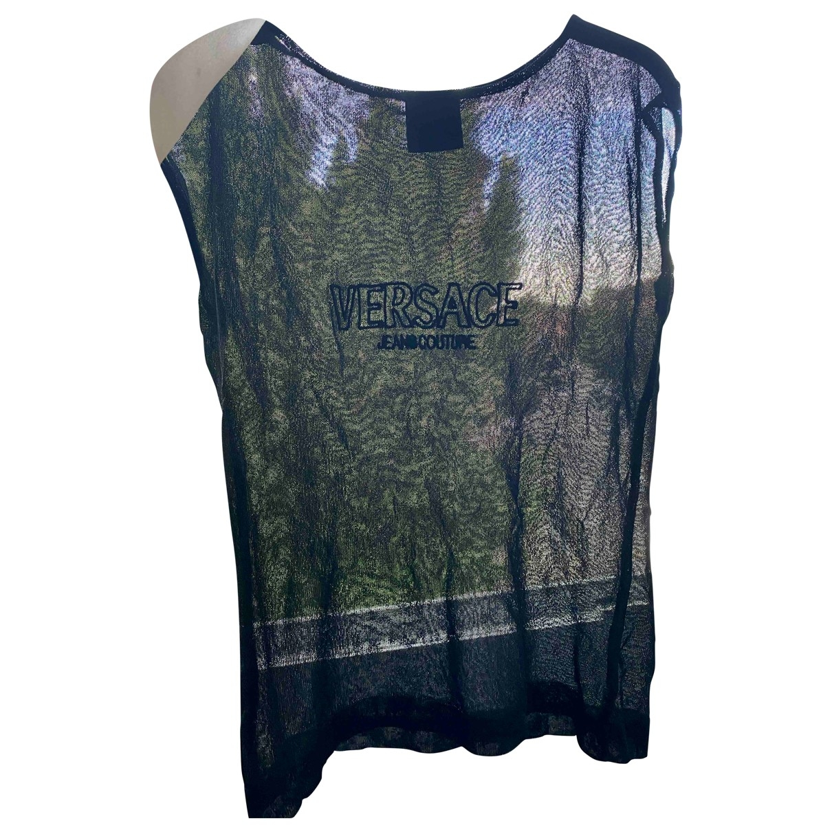 Camiseta de tirantes Versace